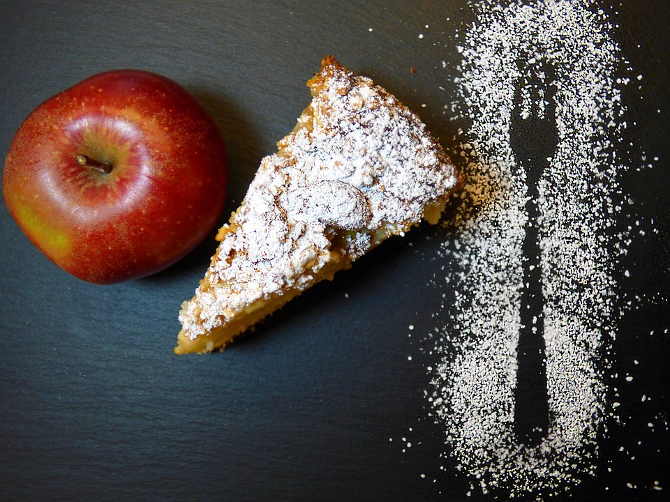Apple Crumble Pie In a Skillet