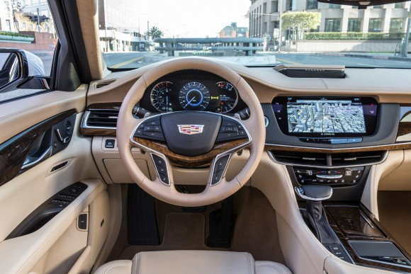 Cadillac CT6 (Courtesy of Cadillac Canada)