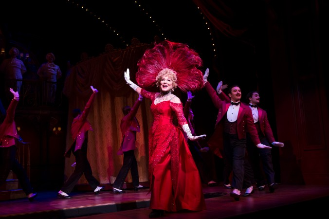 """Bette Midler is Dolly Levi in """"Hello, Dolly!"""" (Julieta Cervantes)"""