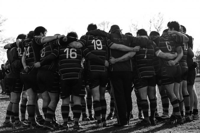 In a game of rugby, it often looks like the players on opposing sides are out for blood, but if players lack respect for their opposite numbers, they will fall into the trap of underestimating them, which gives their opponents a clear advantage. (pixabay)