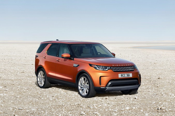 2017 land rover discovery hse luxury codec prime a new generation of monetizing systems. Black Bedroom Furniture Sets. Home Design Ideas