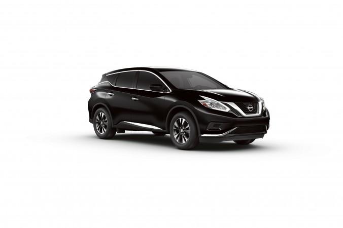2017 Nissan Murano Courtesy Of