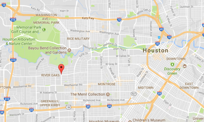 Texas lawyer parks functioning world war ii tank in front of his screenshot via google maps prominent houston lawyer has purchased a functioning world war ii gumiabroncs Gallery
