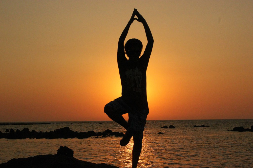 Sun Chuyang became the world's youngest yoga instructor at 6 years old (Image via  pixabay  /  CC0 1.0)