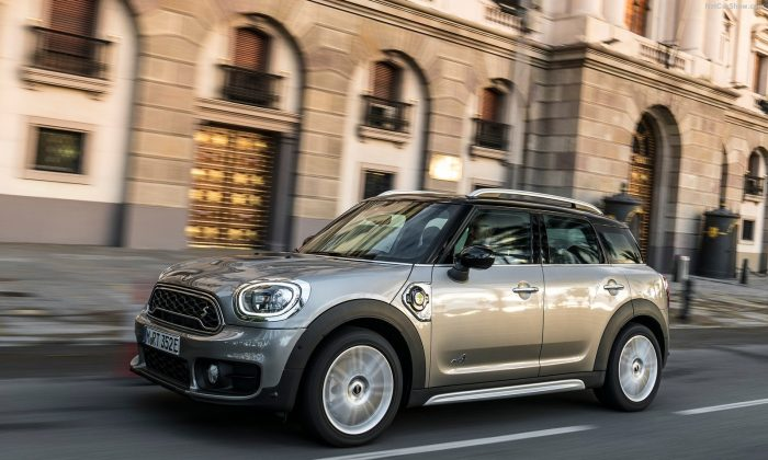 2018 Mini Cooper S E Countryman All4 Plug In Hybrid