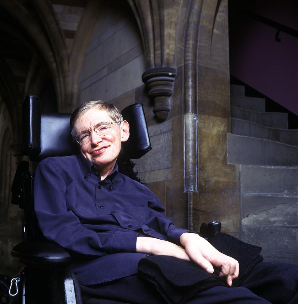 Stephen Hawking was an English theoretical physicist, cosmologist, author, and Director of Research at the Centre for Theoretical Cosmology at the University of Cambridge, England.(Image Credit: Lwp Kommunikáció;Public Domain )