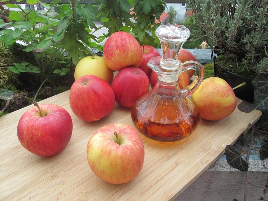 Apple cider vinegar has many health benefits. (Image:  pixabay  /  CC0 1.0)