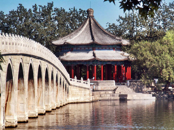 The architecture dates back to 1750, to the time of Emperor Qianlong in the Qing dynasty (1644-1911), and was re-built during Guangxu's period. (Image: wikimedia / CC0 1.0)