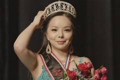 Anastasia Lin, crowned as Miss World Canada in 2015. (Image: via media kit Badass Beauty Queen Film)